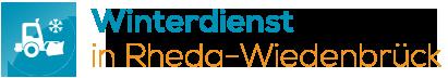 Winterdienst in Rheda-Wiedenbrück | Gelford GmbH